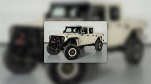 lifted jeep bandit 2012 jeep wrangler bandit supercharged hemi pickup motor1 com photos