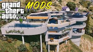 Ex Machina Mansion by Gta V Mods Top 10 Houses Youtube