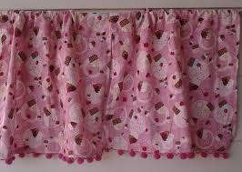 Retro Kitchen Curtains 1950s by Cupcake Kitchen Curtains Kitchen Ideas