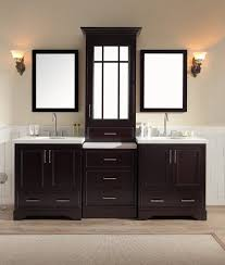All Wood Bathroom Vanities by Ariel M085d Esp Stafford 85
