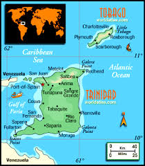 where is and tobago located on the world map goddard enterprises limited barbados