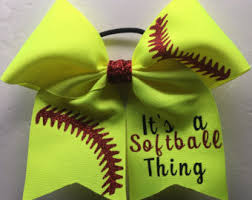 softball hair bows softball hair bows personalized softball bows personalized