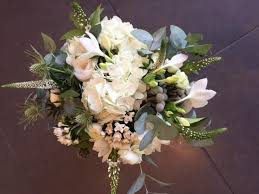 brides bouquet brides bouquet blossoms bows east boldon tyne wear