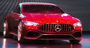 mercedes amg concept mercedes amg gt concept packs four doors and 800 horsepower