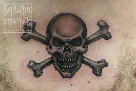 illustrative tattoo style