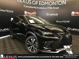 new 2018 lexus nx 300 4 door sport utility in edmonton ab l14159