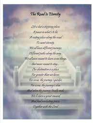 Comforting Poems About Death Poems About Death And Funeral Poems Dusk Memorial Frame Set With