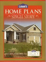 Homeplans Com Review by Lowe U0027s Home Plans Single Story Legacy Series Lowe U0027s