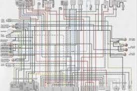 yamaha virago 535 wiring diagram wiring diagram