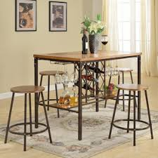Shop Dining Sets At Lowescom - Black wood dining room chairs