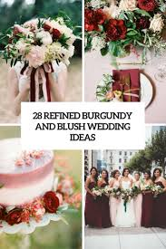 posts related to 27 timeless burgundy and gold fall wedding tips