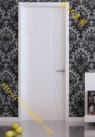 porte de chambre blanc porte de peinture à l huile porte classique composé de bois