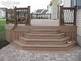 the 25 best deck stairs ideas on pinterest deck railings