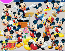 mickey mouse images etsy