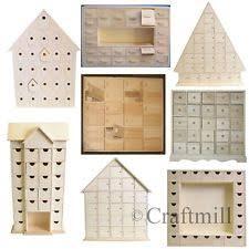 wood advent calendar wooden advent calendar ebay