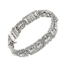 bracelet diamond tiffany images Tiffany and co art deco diamond bracelet for sale at 1stdibs jpg