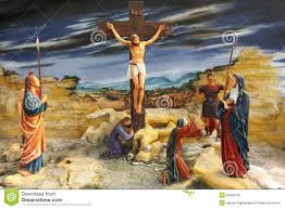 jesus at the cross editorial image image 52495335