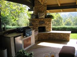stonescapes custom masonry santa barbara county outdoor fireplaces
