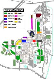 University Of Miami Map by Fau Game Day Parking