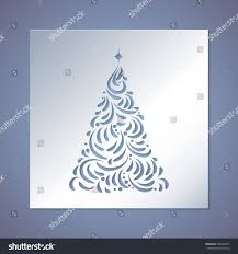 100 paper christmas tree template cry baby ink coloring