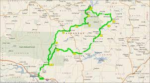 ozarks map ozarks mountain ride the motorcycle tourer s forum