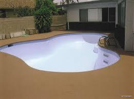 pool deck colors concrete decks grey concrete pool deck color
