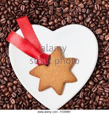 star christmas cookies coffee beans stock photos u0026 star christmas