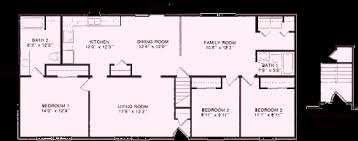 Home Floor Plans 1500 Square Feet Value Gladiator Series Homes