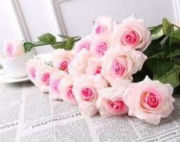 wedding flowers roses wedding flowers etsy