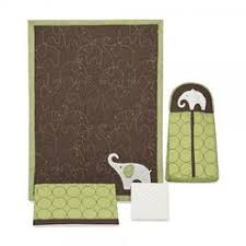 Green And Brown Crib Bedding by Carter Piece Crib Bedding Set Monkey Rockstar