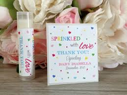 party favor labels sprinkled with baby shower favor label baby sprinkle