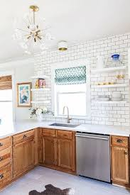 kitchen renovations with oak cabinets sound finish cabinet painting refinishing seattle why