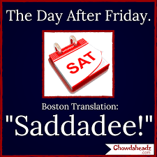 Boston Accent Memes - saddadee http www chowdaheadz com the boston accent pinterest