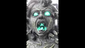 head spirit halloween animated prop