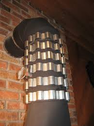 stovepipe heat reclaimers energy efficient stove pipe radiators
