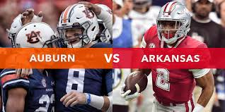 Arkansas travel news images College football preview auburn vs arkansas yellowhammer news jpg
