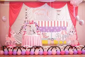 Paris Themed Party Supplies Decorations - kara u0027s party ideas poodle in paris themed birthday party via