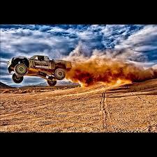 monster energy trophy truck bj