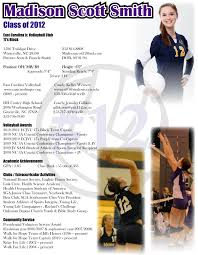 Best Resume Format For Vice President by Projects Ideas Sports Resume 8 69 Best Images About Sports
