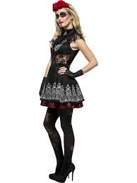 Womens Biker Halloween Costume Fever Dead Costume 44541 Fancy Dress Ball