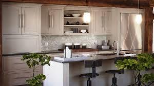 neutral kitchen backsplash ideas neutral kitchen design with white kitchen cabinet and grey tile