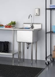 stand alone kitchen sink unit free standing kitchen sink