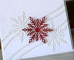 snowflake ribbon christmas in july poppysts