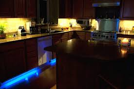 Kitchen Counter Lighting Under Counter Led Light Strips And Led Showcase Strip With Cabinet