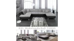xxl wohnlandschaft wohnlandschaft xxl couchgarnitur u form 380cm x 200cm 899 00 u20ac