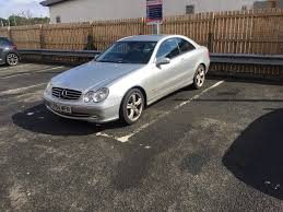 mercedes benz clk320 px my car 500 in bearsden glasgow gumtree