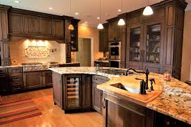 Alder Kitchen Cabinets by Knotty Alder Kitchen Designed For Entertaining U2013 T Medhurst Builders