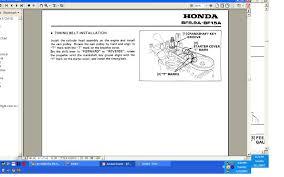how do i line up timing marks on honda bf9 9