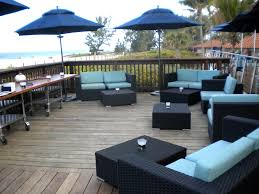 modern furniture ft lauderdale outdoor lounge furniture design of sea level restaurant and ocean