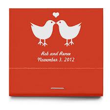 matchbook wedding favors matchbook wedding favors we met on match wedding ideas